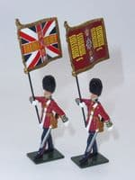 WB48016 The Queen's Diamond Jubilee Set, The Guards Colours, Coldstream Guards